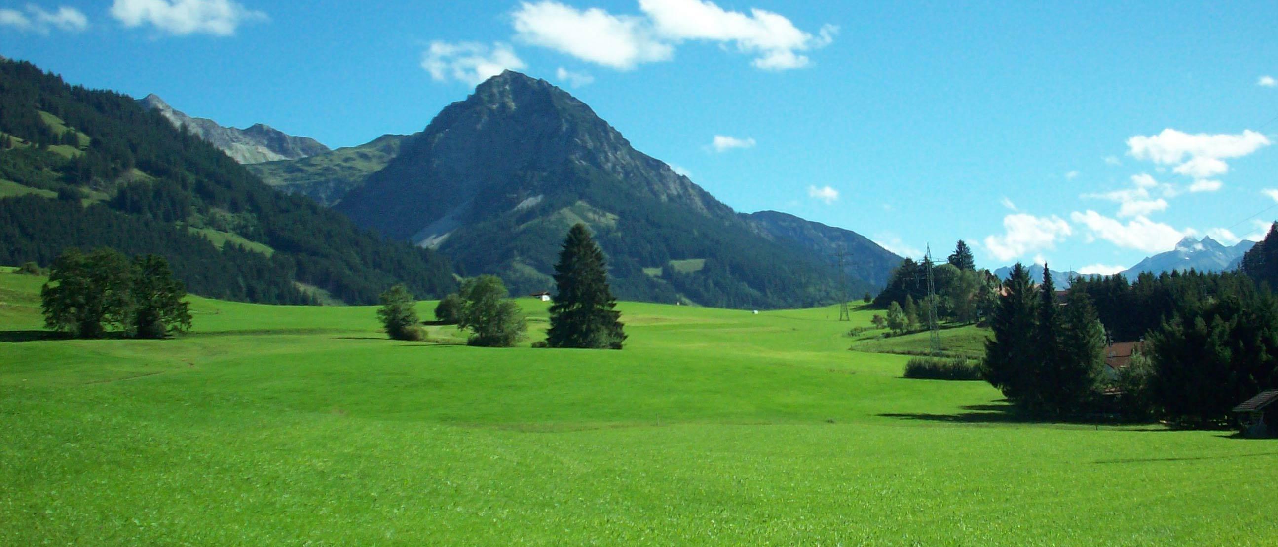 Rubihorn im Sommer