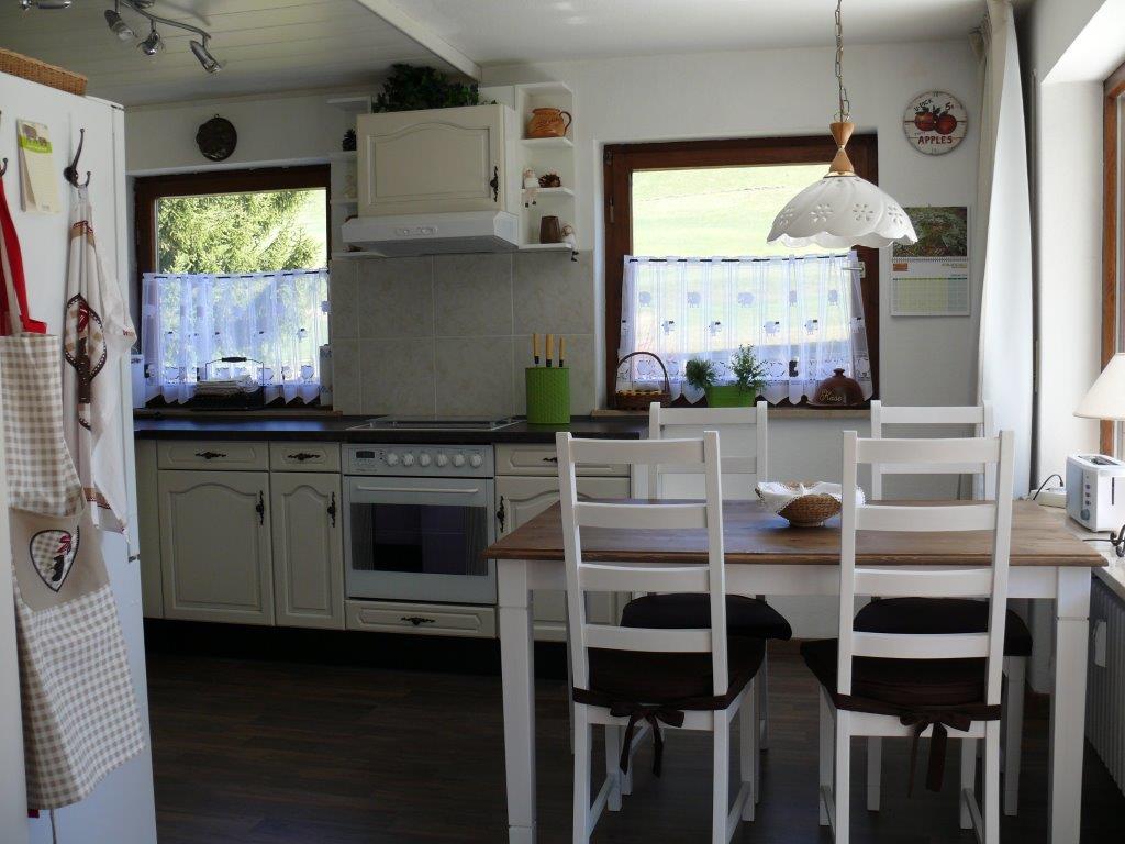 Küchen und Essplatz